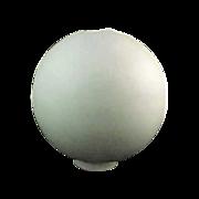"REDUCED Mid-Century Modern Globe Vase 8"""