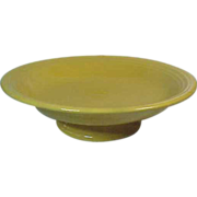 Fiesta Fruit Comport Compote Yellow ca 1947 MT