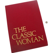 "SALE '73 Playboy Press Erotic Hardback ""The Classic Woman"": Retro, Beautiful Nudes"