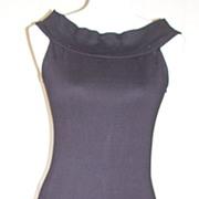 SALE 1980s Vintage Flirty Tiered Sun Dress