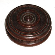 1800s Wood Covered Box Sinking HMS Eurydice March 24th 1878