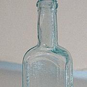 """Dr.Seth Arnolds Cough Killer Aqua Bitters Bottle 5"""""""