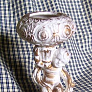 Vintage 1963 Inarco Cherub Candle Holder/Vase