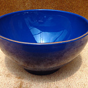 Vietri Marina Blue - Cereal Bowl