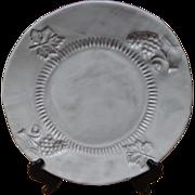 Vietri - Incanto - White Grape - Dinner Plate - Italy
