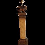 Fine Art Lamps - Winged Lion - Console Lamp