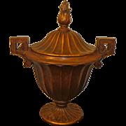 Fine Art Lamps - Torchiere Large Bronze Finish Urn