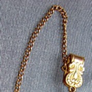 Victorian Watch Chain and Fob
