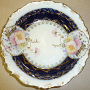 REDUCED French porcelain bowl