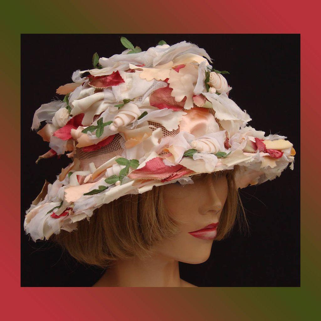 Vintage Easter Bonnet 33