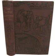 SOLD 1893 The Dalton Brothers in Their Oklahoma Cave