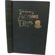 1893 The Works of Alexandre Dumas, Volume Three, Three Musketeers, Twenty Years After, ...