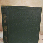 1925 Audels Plumbers and Steam Fitters Guide #3 by Frank d Graham & Thomas J Emery, Publ Theo