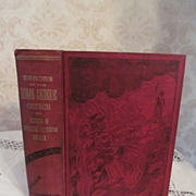 1899 Errors of the Roman Catholic Church or Centuries of Oppression, Persecution and Ruin, Publ J H Chambers & Company