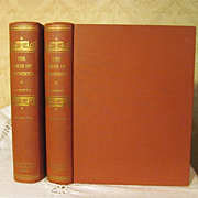 1936 The Birds of Minnesota, 2 Vol Set by Thomas S Roberts, Illustrated Color Plates, Publ The