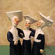 Dave Grossman Designs Nuns Figurine, 1977