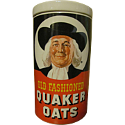 SOLD Quaker Oats Cookie Jar by Regal China