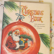 The Christmas Book, Whitman, 1st Edition
