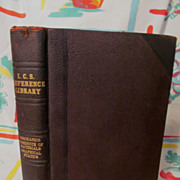 1905 ICS Reference Library Correspondence Textbook #75, Mechanics,Strength of Materials ...
