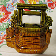 McCoy Wishing Well Planter