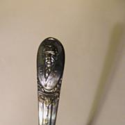Wm Rogers, President Woodrow Wilson Presidential Spoon, Silverplate