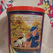1992 Cracker Jack Tin, 3rd in Series