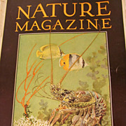 1930 Nature Magazine, Vol 16, No 3