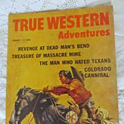1959 True Western Adventures, February