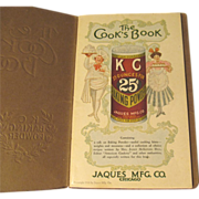 1926 The Cook's Book, K C Baking Powder Cook Book