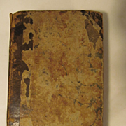 SOLD 1813 An Essay of the Bowel Complaints of Children by John Cheyne MD, Anthony Finley Publi
