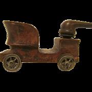 Bebe Peugeot Car Tobacco Pipe, French,Rare!