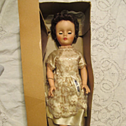 "SALE PENDING 24"" Miss Teen Doll with Box"