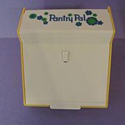 Retro Flower Power Pantry Recipe Box
