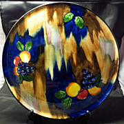 H & K Tunstall Autumn Delicious Dozen Serving Platter
