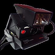 Vintage Polaroid SX-70 Alpha 1 Executive Land Camera With Flash