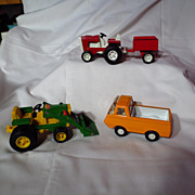 Boxed Tiny Tonka Farm Set 7901