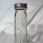 Art Deco Dominion Glass Shaker