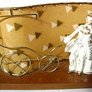 Vintage Liberace TV Lamp