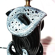 Carstens Tonnieshof Fat Lava Table Lamp