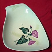 Carlton Ware Convolvulus Or Morning Glory Small Tray