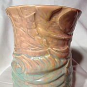Beswick Ship On Stormy Sea Vase ~ Model 1083