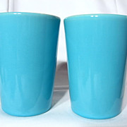 Catalina Island Powder Blue Tumblers