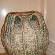 French 18th century jar South France