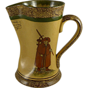 Antique Royal Doulton Watchman Pitcher c. 1900