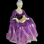Vintage Royal Doulton Figurine Charlotte HN2421
