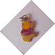 SALE Rare ~ WALT DISNEY Productions~Winnie The Pooh Charm/Pendant