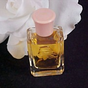 SALE WHITE SHOULDERS Genuine   Perfume by Evyan - .25 fl. oz. Full Bottle
