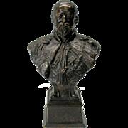 Bronze Bust of King Edward VII by Sydney March Elkington