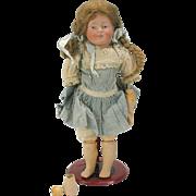 "Rare 12"" Kestner 186 doll all original but missing a hand"