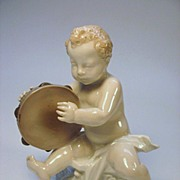 Artist signed Rosenthal porcelain figure K Himmelstoss